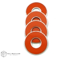 Orange VVashers™ - Set of 4